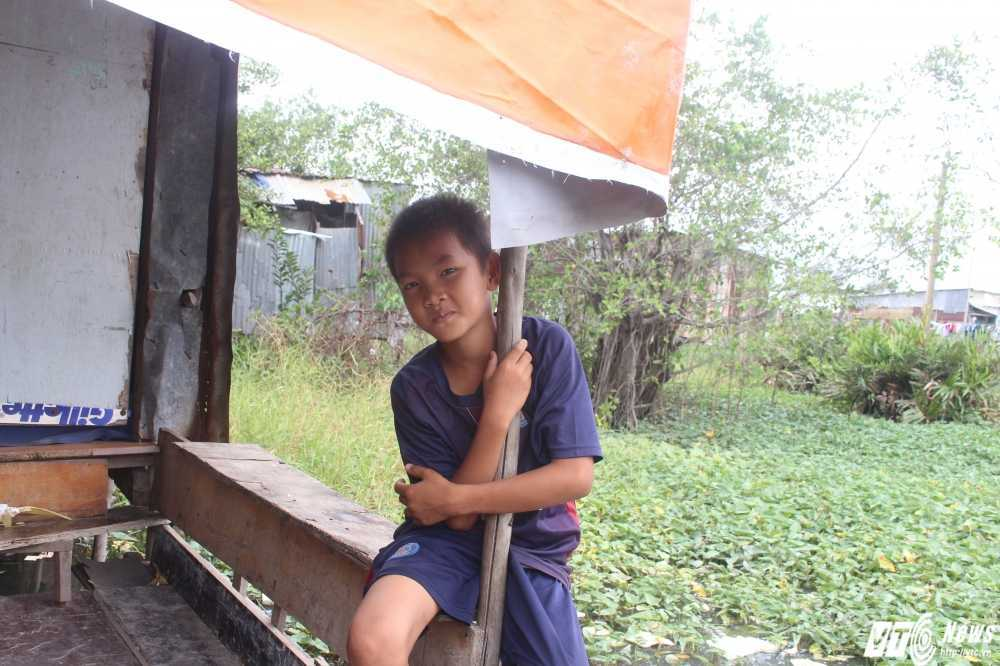 Can canh khu o chuot 'xom nuoc den' giua Sai Gon hoa le hinh anh 5