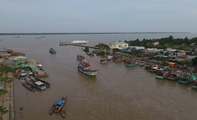 Phó Thủ tuóng Trịnh Dình Dũng thị sát vung tam bao so 16 do bo hinh anh 2