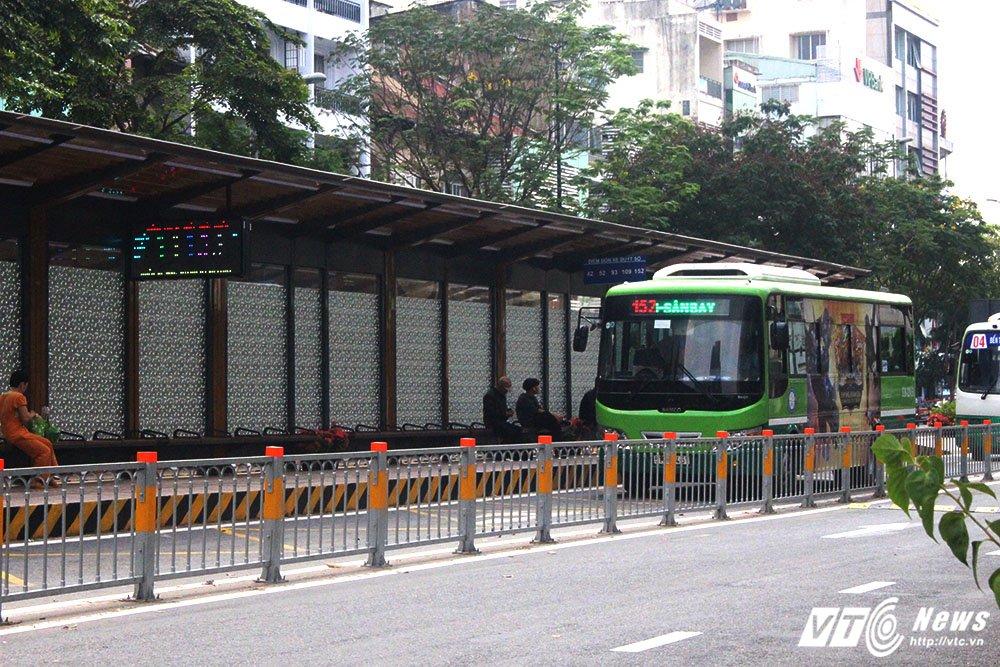Trai nghiem tram xe buyt 8,5 ty dong o Sai Gon hinh anh 2