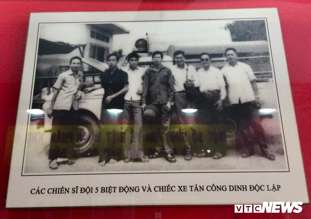 Anh: Kham pha ham bi mat cat giau gan 2 tan vu khi cua Biet dong Sai Gon hinh anh 11