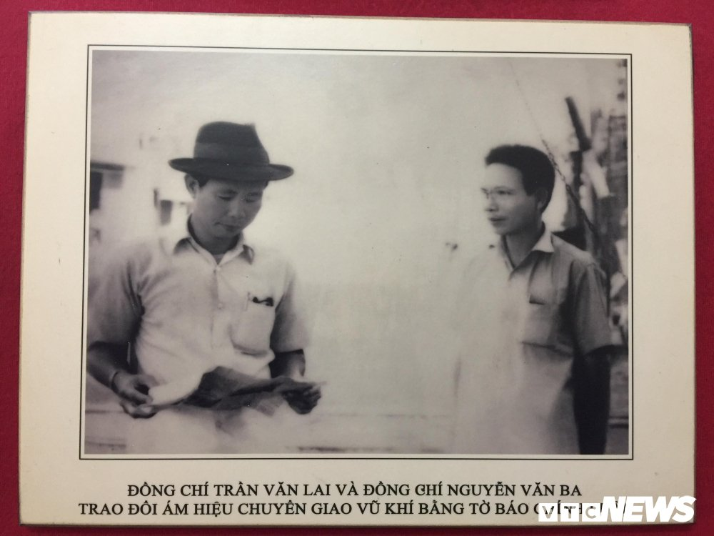Anh: Kham pha ham bi mat cat giau gan 2 tan vu khi cua Biet dong Sai Gon hinh anh 8