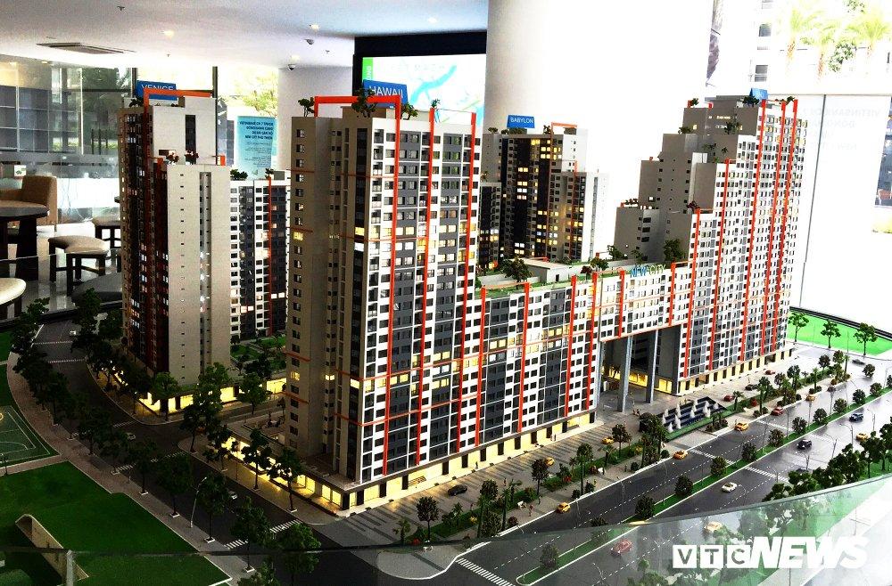 Chua du dieu kien, can ho New City cua Thuan Viet van rao ban: Can vao cuoc dieu tra du an hinh anh 1