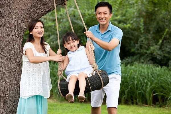 Cong bo nghien cuu khoa hoc: Sinh con gai hanh phuc hon sinh con trai hinh anh 1