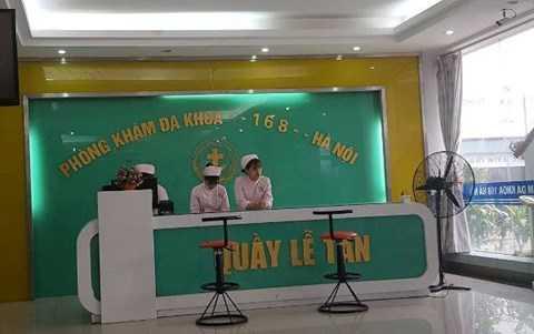 Phong kham 168 Ha Noi lam benh nhan chet nao: Bat thuong 2 so kham benh khac nhau hoan toan hinh anh 1