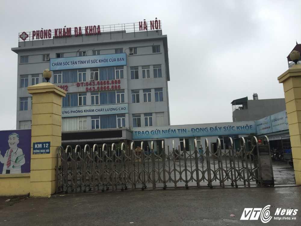 Phong kham Da khoa 168 Ha Noi bi to 'chat chem' nguoi benh gap 24 lan hinh anh 1