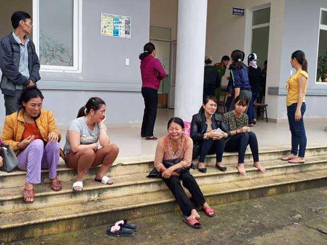 San phu chet sau khi sinh mo tai Quang Tri: He lo nguyen nhan ban dau hinh anh 1