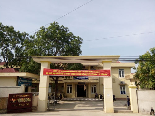 Thanh Hoa: Di truyen dam, mot benh nhan chet bat thuong hinh anh 1