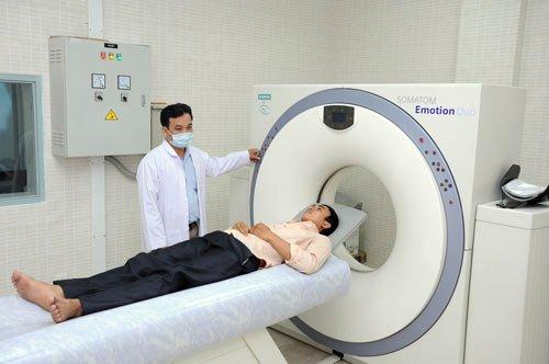 Benh vien khong chup CT du 5 ca/ngay se phai den tien cho doanh nghiep hinh anh 1