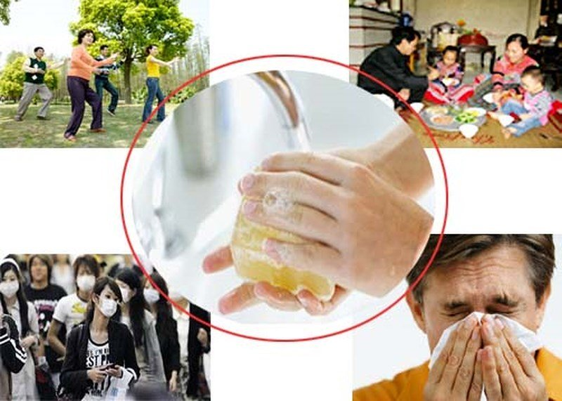 5 viec can lam ngay de ngua cum A H1N1 hinh anh 2
