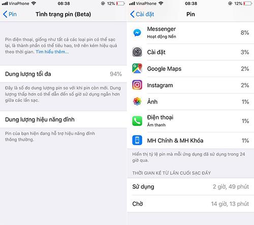 Nguoi dung iPhone Viet phan nan iOS 11.4 'ngon' pin hinh anh 1