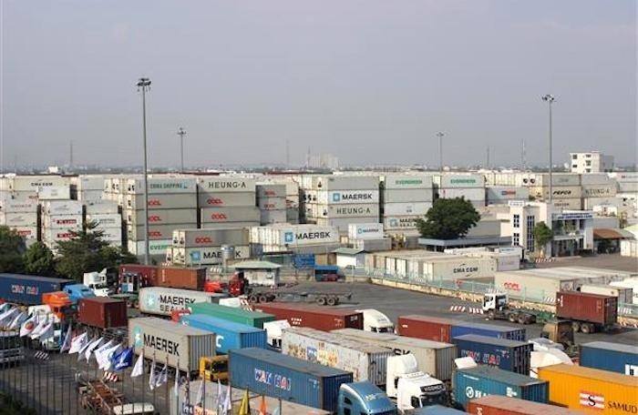 'Truy tim' chu nhan 534 container ton dong tai cang Cat Lai hinh anh 1