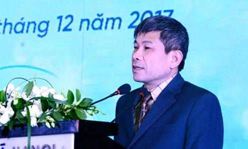 Ong Cat Quang Duong phu trach VietinBank thay ong Nguyen Van Thang hinh anh 1