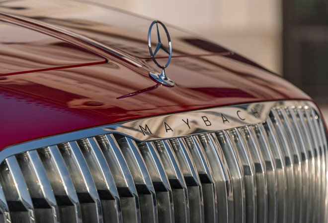 Concept Maybach Ultimate Luxury - dinh cao cua xe sang hinh anh 7