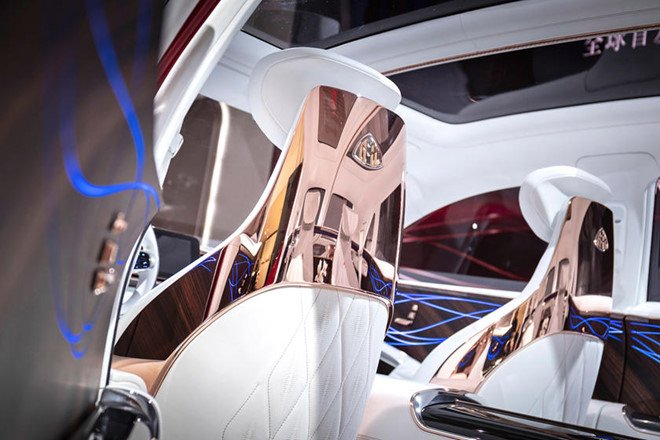 Concept Maybach Ultimate Luxury - dinh cao cua xe sang hinh anh 4