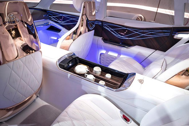 Concept Maybach Ultimate Luxury - dinh cao cua xe sang hinh anh 5