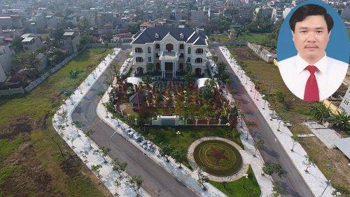 Bộ Công an điều tra dự án của em trai Phó chủ tịch TP Thanh Hoá