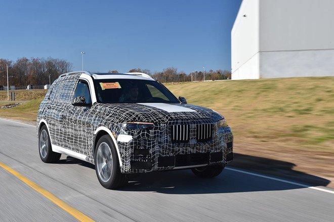BMW X7 M Performance sap lo dien hinh anh 3