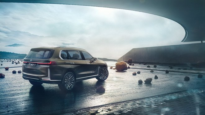 BMW X7 M Performance sap lo dien hinh anh 2
