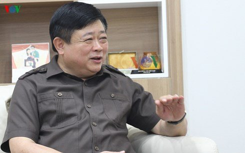 Tong Giam doc VOV: Chung toi san sang di vay de mua ban quyen phat song ASIAD 2018 hinh anh 1