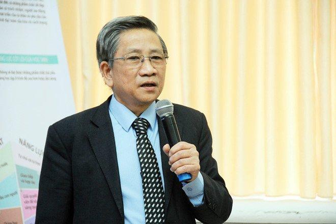 GS Nguyen Minh Thuyet: 'Cach danh van la khong lien quan chuong trinh giao duc pho thong moi' hinh anh 2