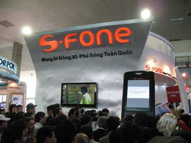 Cong ty SPT khong duoc gia han giay phep du an S-Fone hinh anh 1