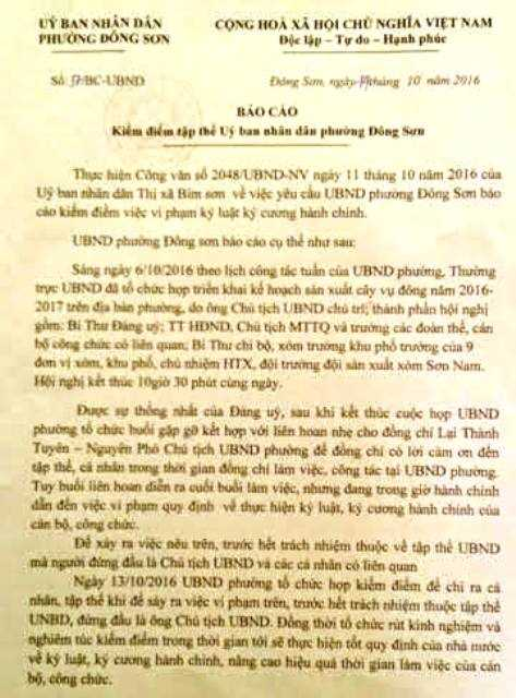 Ca phuong bo nhiem so di lien hoan: Kiem diem tap the uy ban phuong hinh anh 2