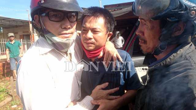 Anh: Van dong nghi can no sung khien 19 nguoi thuong vong o Dak Nong ra dau thu hinh anh 8