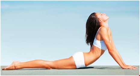 Hoc 6 dong tac yoga tot cho chuyen 'yeu' hinh anh 3