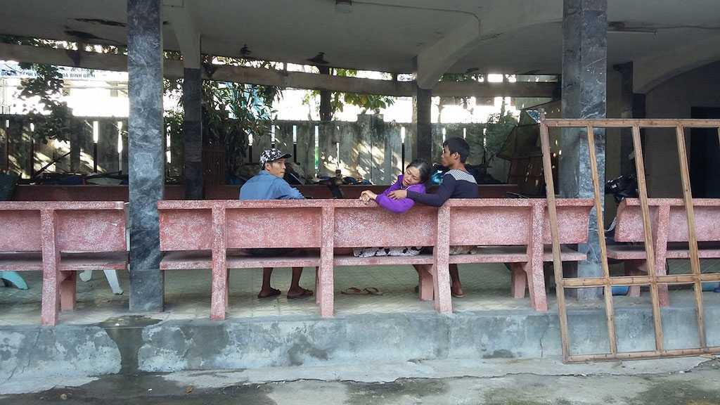 Binh Dinh: Mot san phu chet bat thuong trong benh vien hinh anh 1