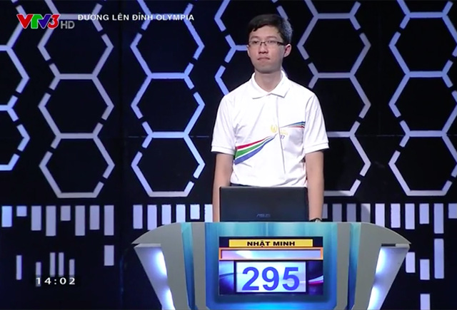 'Cau be Google' Phan Dang Nhat Minh gianh ve vao chung ket Olympia nam 2017 hinh anh 3