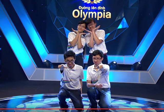 'Cau be Google' Phan Dang Nhat Minh gianh ve vao chung ket Olympia nam 2017 hinh anh 1