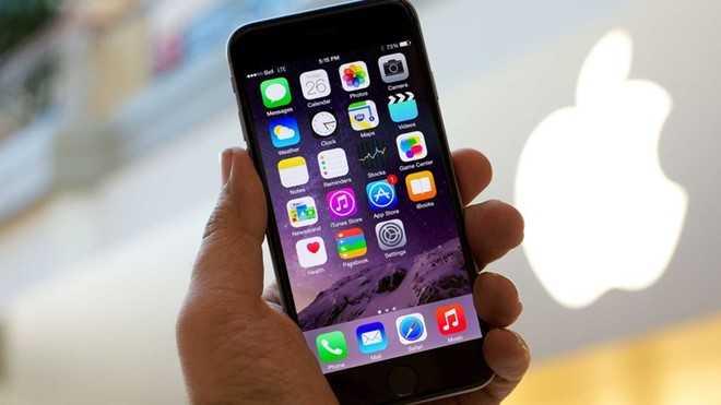 iPhone 6 lock Nhat ve Viet Nam, gia chi 4,9 trieu dong hinh anh 1