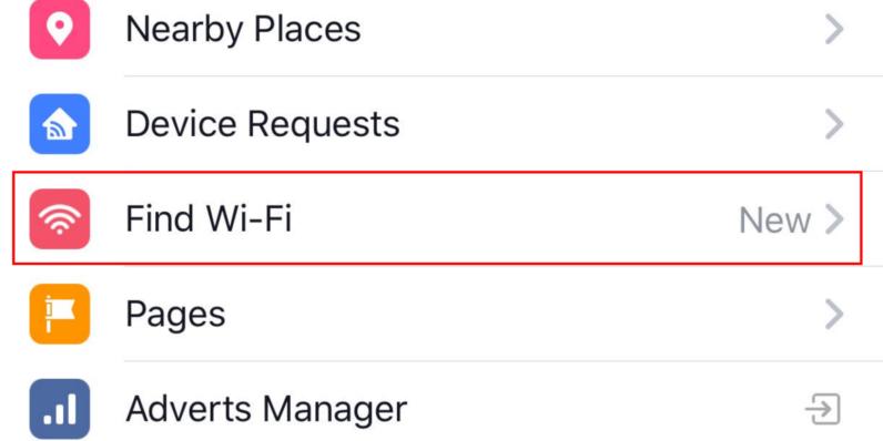 Khong càn tói 3G, Facebook se do diem phat WiFi mien phi cho bạn hinh anh 2