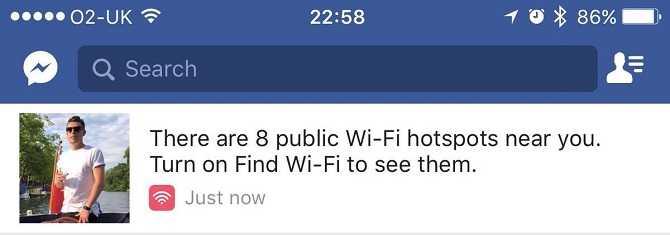 Khong càn tói 3G, Facebook se do diem phat WiFi mien phi cho bạn hinh anh 3