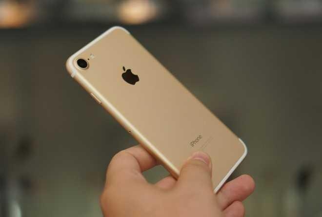 iPhone 7S gia mem se ra mat vao nam sau hinh anh 1