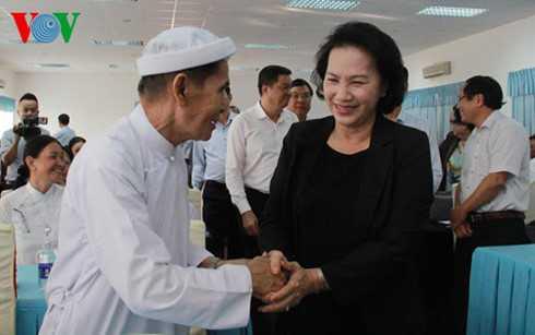 Chu tich Quoc hoi: 'Trinh Xuan Thanh di theo duong tieu ngach' hinh anh 1