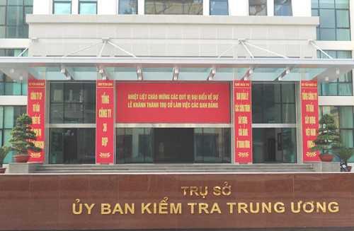 Uy ban Kiem tra Trung uong yeu cau 2 Chu tich tinh 'nghiem tuc kiem diem' hinh anh 1