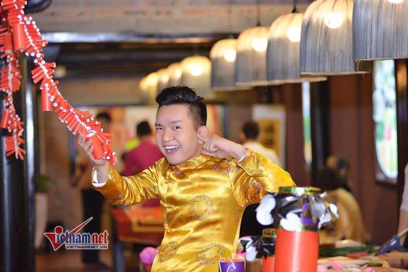 Tet buon cua MC Hanh Phuc hinh anh 3