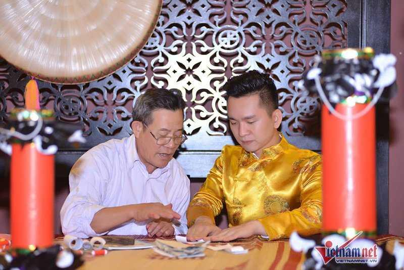Tet buon cua MC Hanh Phuc hinh anh 1