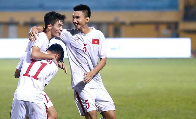 U20 Viet Nam co 'quan xanh' chat luong trong chuyen tap huan tai Duc hinh anh 1