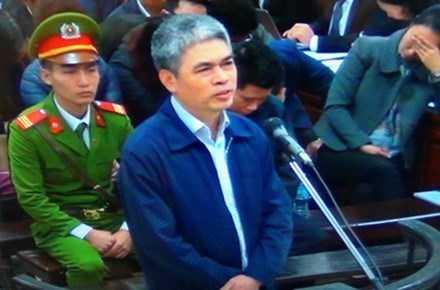 Con duong pham toi cua nguyen Tong giam doc Oceanbank Nguyen Xuan Son hinh anh 1