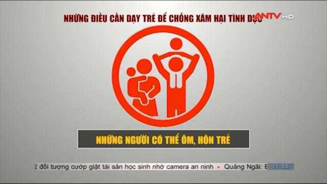 Video: Trung ta cong an chi cach nhan dien toi pham xam hai tre em hinh anh 2