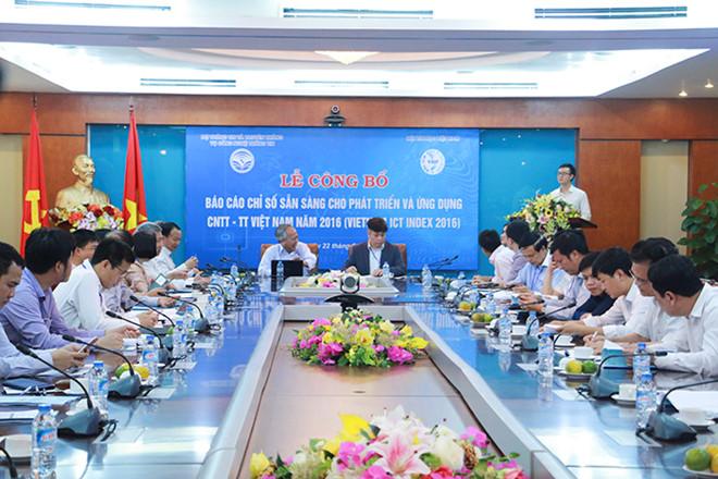 Bo Van hoa - The thao -  Du lich dung thu 4 trong bang xep hang ve chi so ICT Index 2016 hinh anh 4