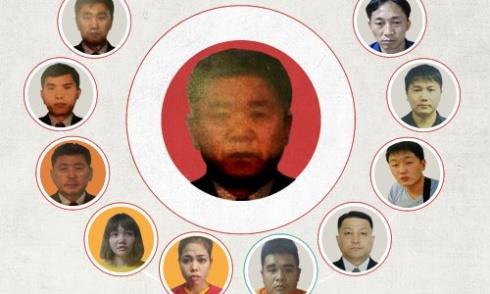 Doan Thi Huong co the bi nghi pham Trieu Tien du do hinh anh 2