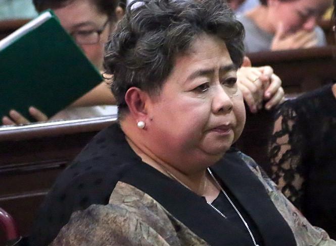 Dai an Pham Cong Danh: Khoi to ba Hua Thi Phan va cac lanh dao TrustBank hinh anh 1
