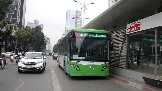 Da co gan 1 trieu luot nguoi di xe buyt BRT hinh anh 1