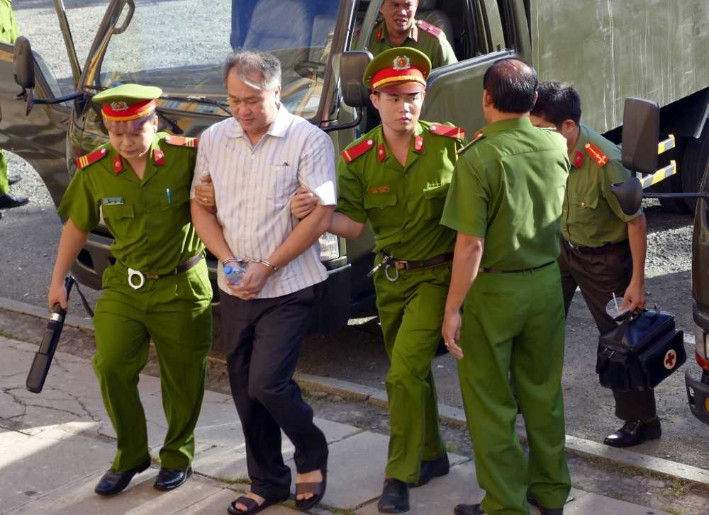 Xet xu dai an 9.000 ty dong: Nhan vien cua Pham Cong Danh thua nhan ghi them vao chung tu hinh anh 1