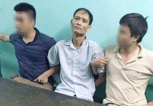 An mang chan dong Quang Ninh: Loi khai dau tien cua ke thu ac hinh anh 1