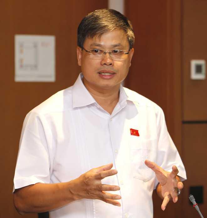 Cong an va phong vien xo xat tren cau Nhat Tan: Lanh dao Cuc Phap che Bo Cong an noi gi? hinh anh 2