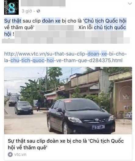 Dang clip sai su that, hang loat facebooker go bai va xin loi Chu tich Quoc hoi hinh anh 3
